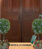 Front Door Welcome - Free Printable Address Change Card
